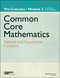 Common Core Mathematics, A Story of Functions: Pre-Calculus, Module 3: Rational and Exponential Functions (1118811488) cover image