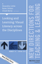 Looking and Learning: Visual Literacy across the Disciplines: New Directions for Teaching and Learning, Number 141 (1119063388) cover image