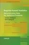 Register-based Statistics: Administrative Data for Statistical Purposes (0470027789) cover image