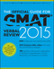 The Official Guide for GMAT Verbal Review 2015, With Online Question Bank and Exclusive Video (111891418X) cover image