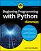 Beginning Programming with Python For Dummies, 2nd Edition (1119457890) cover image