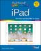 Teach Yourself VISUALLY iPad, 6th Edition (1119463890) cover image