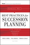 Linkage Inc.'s Best Practices in Succession Planning (0787985791) cover image