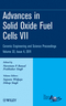 Advances in Solid Oxide Fuel Cells VII, Volume 32, Issue 4 (1118059891) cover image
