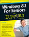 Windows 8.1 For Seniors For Dummies (1118821491) cover image