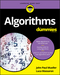 Algorithms For Dummies (1119330491) cover image
