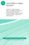Social Media in Higher Education: ASHE Higher Education Report, Volume 42, Number 5 (1119335892) cover image