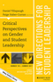Critical Perspectives on Gender and Student Leadership: New Directions for Student Leadership, Number 154 (1119402492) cover image