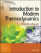 Introduction to Modern Thermodynamics (0470015993) cover image