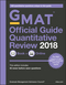 GMAT Official Guide 2018 Quantitative Review: Book + Online (1119387493) cover image