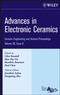 Advances in Electronic Ceramics, Volume 28, Issue 8 (0470196394) cover image