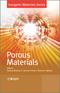 Porous Materials (0470997494) cover image