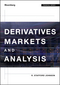 Derivatives Markets and Analysis (1118202694) cover image