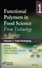 Functional Polymers in Food Science: From Technology to Biology, Volume 1: Food Packaging (1118594894) cover image