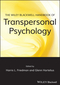 The Wiley-Blackwell Handbook of Transpersonal Psychology (1119050294) cover image