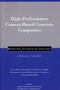 High-Performance Cement-Based Concrete Composites: Proceedings of the Indo-U.S. Workshop on High-Performance Cement-Based Concrete Composites, Chennai, India 2005, Materials Science of Concrete, Special Volume (1574981994) cover image