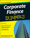 Corporate Finance For Dummies (1118412796) cover image