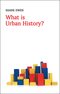 What is Urban History? (0745652697) cover image