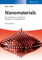 Nanomaterials: An Introduction to Synthesis, Properties and Applications, 2nd Edition (3527333797) cover image