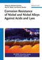 Corrosion Resistance of Nickel and Nickel Alloys Against Acids and Lyes (3527338497) cover image