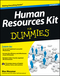 Human Resources Kit For Dummies, 3rd Edition (1118422899) cover image