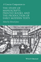 A Concise Companion to the Study of Manuscripts, Printed Books, and the Production of Early Modern Texts (1118635299) cover image