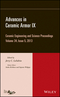 Advances in Ceramic Armor IX: Ceramic Engineering and Science Proceedings, Volume 34 Issue 5 (1118807499) cover image