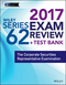 Wiley FINRA Series 62 Exam Review 2017: The Corporate Securities Representative Examination (111937989X) cover image