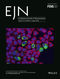 European Journal of Neuroscience (EJN) cover image