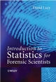 Introduction to Statistics for Forensic Scientists (0470022000) cover image