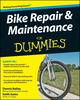 Bike Repair and Maintenance For Dummies (0470415800) cover image