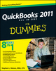 QuickBooks 2011 All-in-One For Dummies (0470646500) cover image