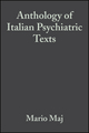 Anthology of Italian Psychiatric Texts (0470986700) cover image