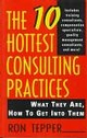 The 10 Hottest Consulting Practices: What They Are, How to Get Into Them (0471110000) cover image