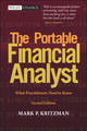 The Portable Financial Analyst: What Practitioners Need to Know, 2nd Edition (0471267600) cover image