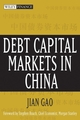 Debt Capital Markets in China (0471751200) cover image