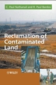 Reclamation of Contaminated Land (0471985600) cover image