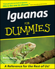 Iguanas For Dummies (0764552600) cover image