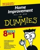 Home Improvement All-in-One For Dummies (0764556800) cover image