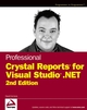 Professional Crystal Reports for Visual Studio .NET, 2nd Edition (0764557300) cover image