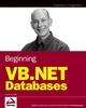 Beginning VB.NET Databases (0764568000) cover image