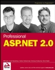 Professional ASP.NET 2.0  (0764576100) cover image