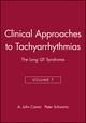 Clinical Approaches to Tachyarrhythmias, Volume 7, The Long QT Syndrome (0879936800) cover image