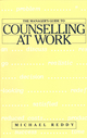 The Manager's Guide to Counselling at Work (0901715700) cover image
