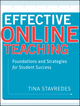 Effective Online Teaching: Foundations and Strategies for Student Success (1118038800) cover image
