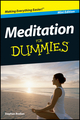 Meditation For Dummies, Mini Edition (1118042700) cover image