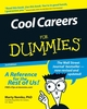 Cool Careers For Dummies, 3rd Edition (1118051300) cover image