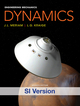 Engineering Mechanics: Dynamics, 7th Edition SI Version (1118555600) cover image