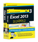 Excel 2013 For Dummies, Book + DVD Bundle (1118559800) cover image