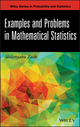 Examples and Problems in Mathematical Statistics (1118605500) cover image